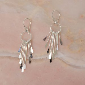 Earring-Valentina-925-Sterling-Silver-front-Laura-Design