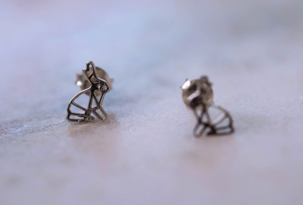 Earstud-Artistic-Rabbit-925-Sterling-Silver-left-Laura-Design.jpg